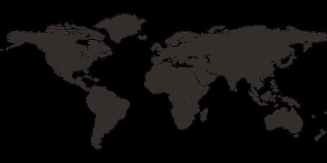 Maapallon kartta